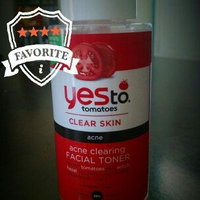 Yes to Tomatoes Clear Skin Acne Clearing Facial Toner, 7.7 oz uploaded by Ashley G.