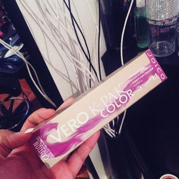 Photo of Joico Color Joico Vero K-Pak Color INRV (Red Violet Intensifier) uploaded by Dianelly V.