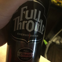 Full Throttle® Citrus Flavor Energy Drink uploaded by Angela H.
