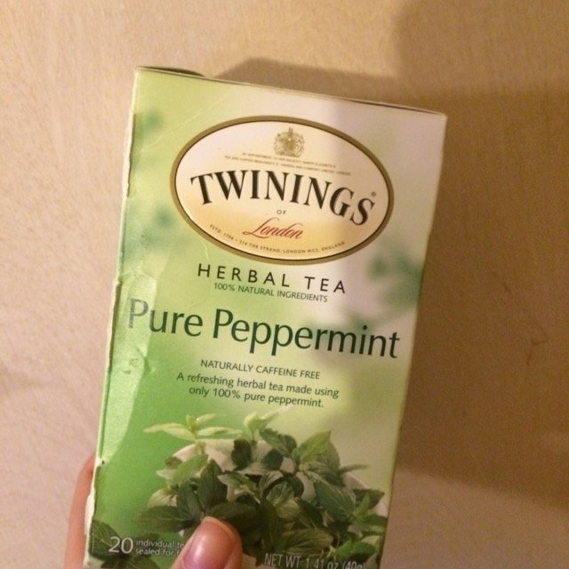 Twinings Pure Peppermint Tea uploaded by Bunga S.