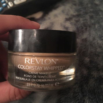 Revlon Colorstay Whipped Creme Makeup uploaded by Connie R.