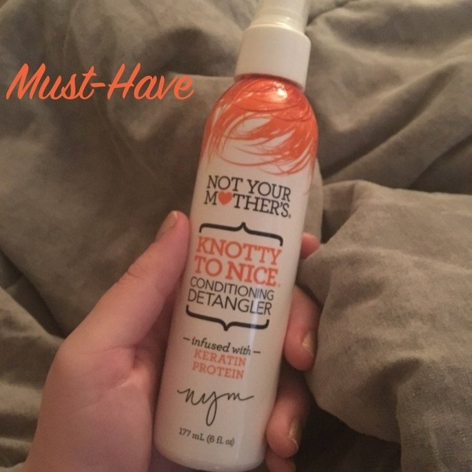 Not Your Mother's Knotty To Nice Conditioning Detangler uploaded by Molly B.