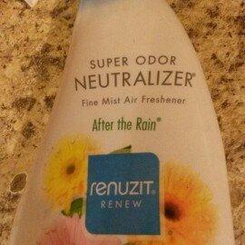 Renuzit Renew Super Odor Neutralizer Anti Allergen Fresh Scent Air Freshener uploaded by channoy h.