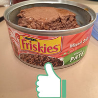 Friskies® Mixed Grill Classic Pate Cat Food uploaded by Wendy C.