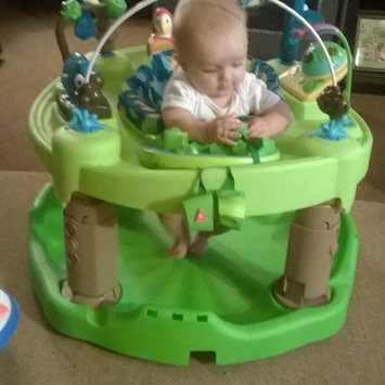 Photo of Evenflo ExerSaucer Triple Fun - Life in the Amazon uploaded by Crystal W.