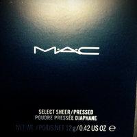 MAC Select Sheer Pressed Powder uploaded by Ana G.