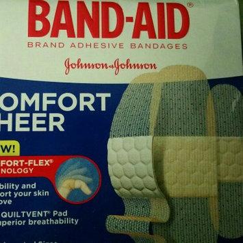 Photo of Band-Aid Adhesive Bandages Sheer Strips Extra Large - 10 CT uploaded by Elizabeth W.
