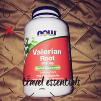 NOW Foods - Valerian Root 500 mg. - 100 Capsules uploaded by Boots S.