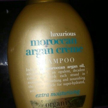 Organix ShampooMoroccan Argan Creme uploaded by Shirley C.