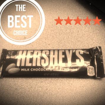 Hershey's  Milk Chocolate with Almonds uploaded by Katherine B.