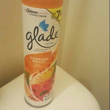 Glade Hawaiian Breeze Room Spray uploaded by Alicia T.