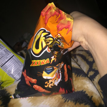 CHEETOS® Crunchy XXTRA FLAMIN' HOT® Cheese Flavored Snacks uploaded by Nydia V.