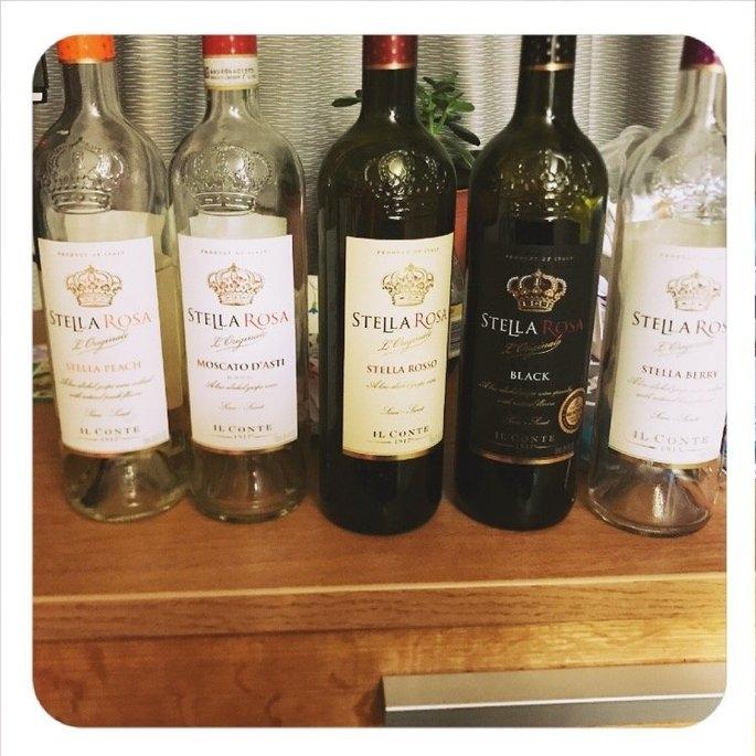 Stella Rosa Wine uploaded by Mai Ze V.