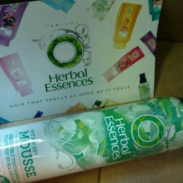 Herbal Essences Set Me Up Mousse uploaded by Mallory B.