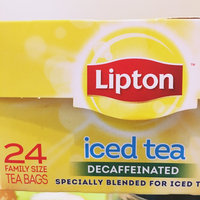 Lipton®  Decaf Iced Black Tea Tea Bags uploaded by Nelly l.