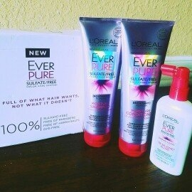 L'Oréal EverPure Moisture Conditioner uploaded by Amy S.