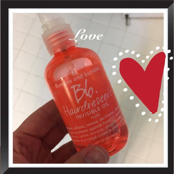 Bumble and bumble Hairdresser's Invisible Oil uploaded by Trish R.