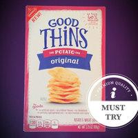 Good Thins Original Potato Snacks 3.75 oz. Box uploaded by Rosa Y.