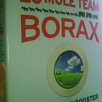 20 Mule Team Borax Natural Laundry Booster & Multi-Purpose Household Cleaner uploaded by Raven M.