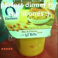 Gerber® 3rd Foods® Mac & Cheese with Lil' Bits™ 2 - 5 oz. Cups uploaded by Shannon B.