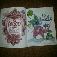 Creative Coloring Inspirations: Art Activity Pages to Relax and Enjoy! uploaded by Sally S.