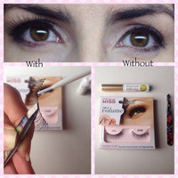 Kiss True Volume Natural Plump Eyelashes, Chic uploaded by Carra D.