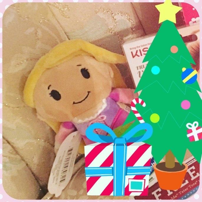 Hallmark Itty Bittys Disney Princess Rapunzel uploaded by Yessenia H.