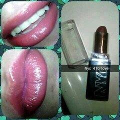NYC New York Color N.Y.C. Ultra Moist Lipwear, 414B Lilac Dream, 0.13 Oz uploaded by Felisha L.