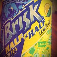 Lipton Brisk® Half & Half Iced Tea & Lemonade Can uploaded by Lakiya N.