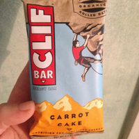 Clif Bar Carrot Cake Energy Bars uploaded by Katie S.