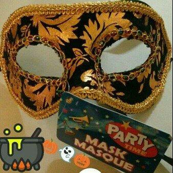 Franco American Novelty Company Llc Franco American Novelty 33941 Cat Eyes Feather Mask - Pink uploaded by carly k.