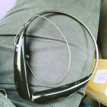 Photo of LG Tone Pro Bluetooth Headset uploaded by Christoffer C.
