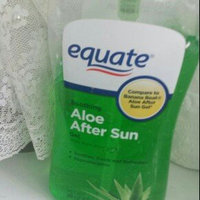 Equate Aloe Vera Aftersun Gel uploaded by Amanda G.