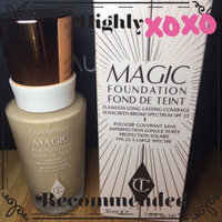Charlotte Tilbury 'Magic' Foundation Broad Spectrum SPF 15 - 12 uploaded by Carla H.