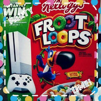 Kellogg's Froot Loops Cereal uploaded by Mojieanna D.
