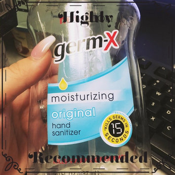 Photo of Germ-X Hand Sanitizer, 15 fl oz uploaded by staci B.