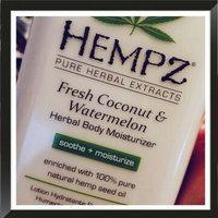 Supre Hempz Herbal Body Moisturizer Fresh Coconut & Watermelon 17oz uploaded by Mariah C.