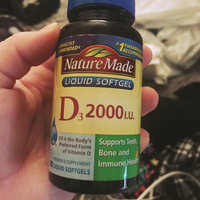 Nature Made Vitamin D3 1000 IU uploaded by Acacia E.