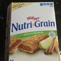 Kellogg's® Nutri-Grain® Cereal Bars Apple Cinnamon uploaded by Dana C.