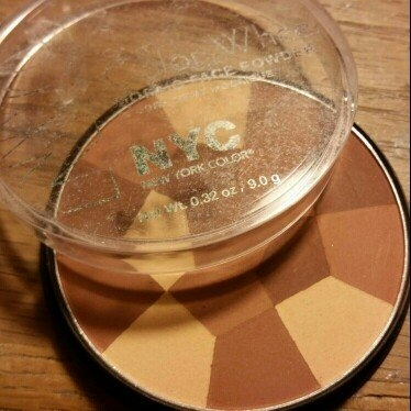 NYC Color Wheel Mosaic Face Powder uploaded by Sierra D.