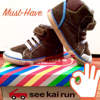 See Kai Run Kids - Dane (Toddler) (Brown) Boy's Shoes uploaded by Veronica M.