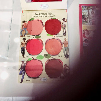 Photo of Thebalm the Balm How Bout Them Apples Cheek & Lip Cream Palette uploaded by Brinna B.