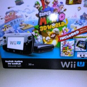 Nintendo Wii U Console uploaded by cynthia m.