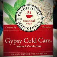 Traditional Medicinals Caffeine Free Herbal Tea uploaded by Kelsie M.