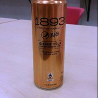 1893 Ginger Cola 12-12 fl. oz. Cans uploaded by Sumi J.