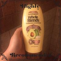 Garnier® Whole Blends™ Avocado Oil & Shea Butter Extracts Nourishing Conditioner 12.5 fl. oz. Bottle uploaded by Jenna B.