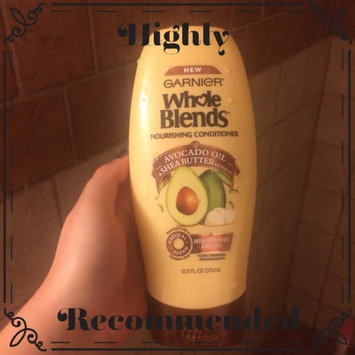 Photo of Garnier Whole Blends™ Nourishing Conditioner With Avocado Oil & Shea Butter Extracts uploaded by Jenna B.