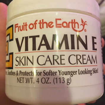 Fruit of the Earth Vitamin E Skin Care Cream uploaded by Charlotte Reese G.