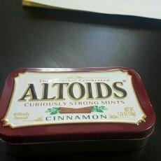 Altoids Cinnamon Mints uploaded by Marlet E.