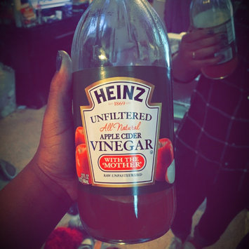 Heinz® Unfiltered Apple Cider Vinegar 32 fl. oz. Plastic Bottle uploaded by Darienne T.